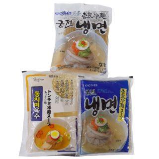 各種 冷麺